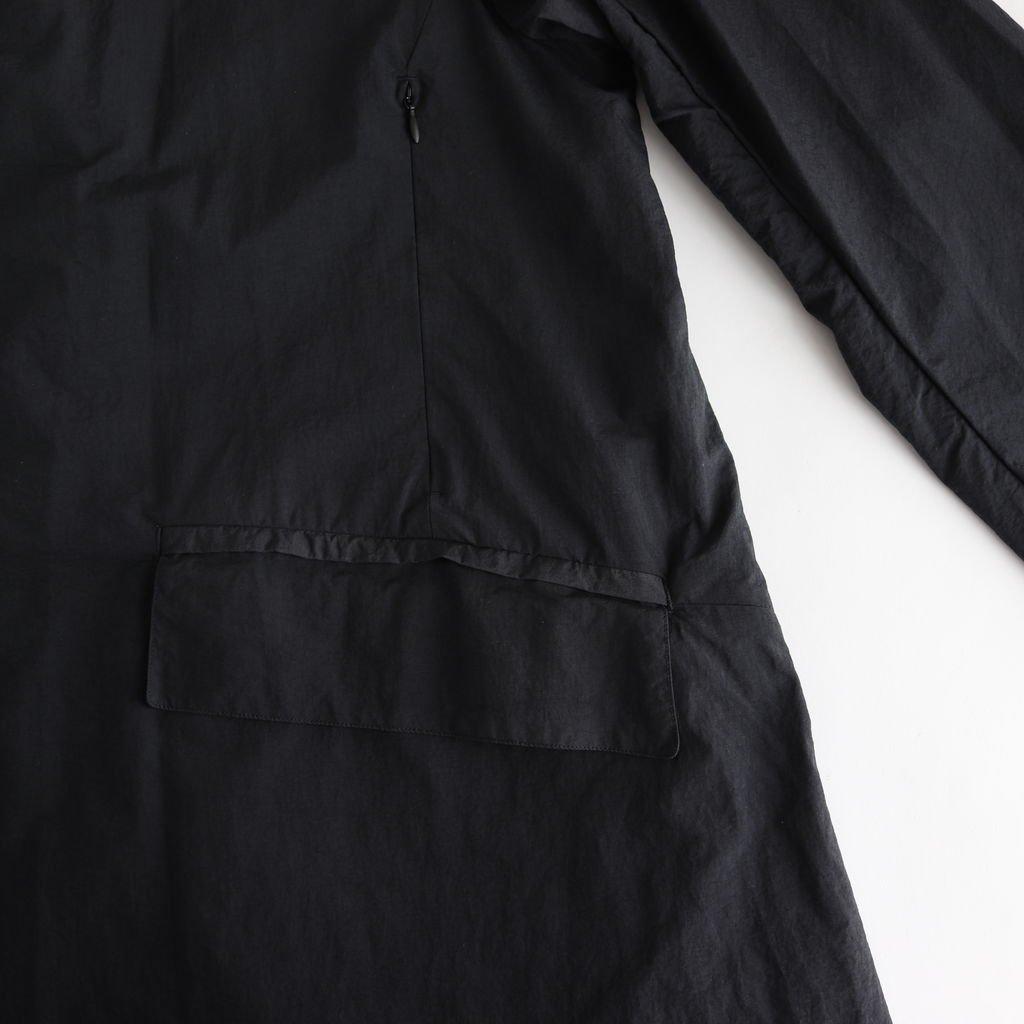 DEVICE COAT PACKABLE #CHARCOAL [tt-102-P]