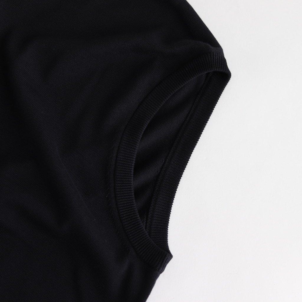 SUVIN VEST #BLACK [GM201-80122B]