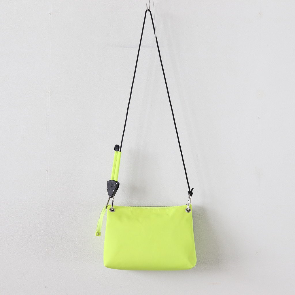 PAWL SHOULDER BAG #YELLOW [B01IBG-150]