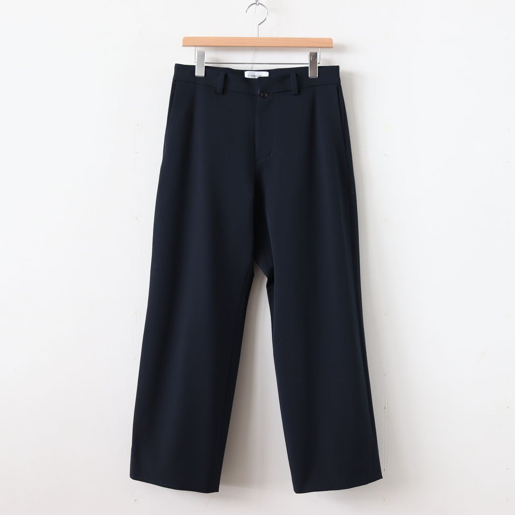 2WAY PANTS WIDE STRAIGHT #NAVY [50607]
