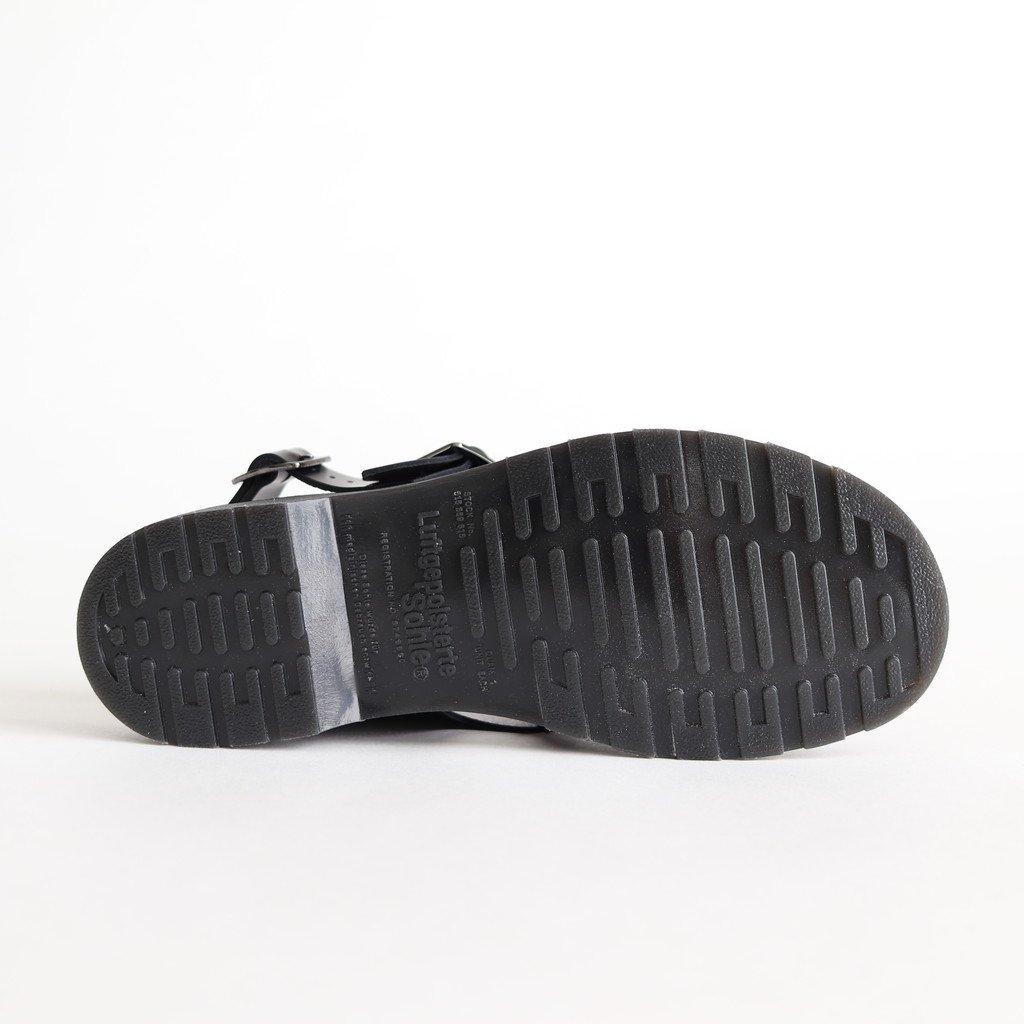 S.S.BELT SANDALS #BLACK [BSS2012009]