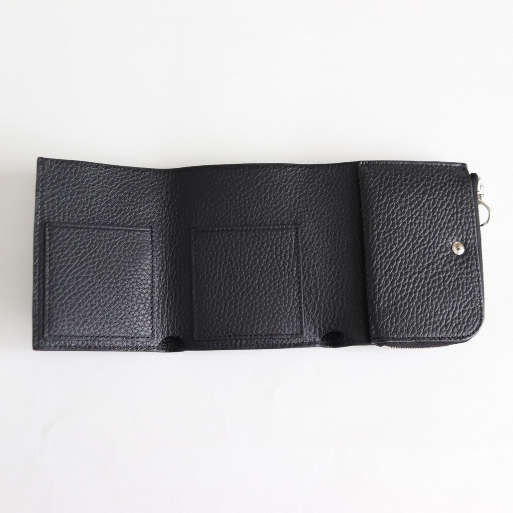 WALLET TYPE A #BLACK [PG15]