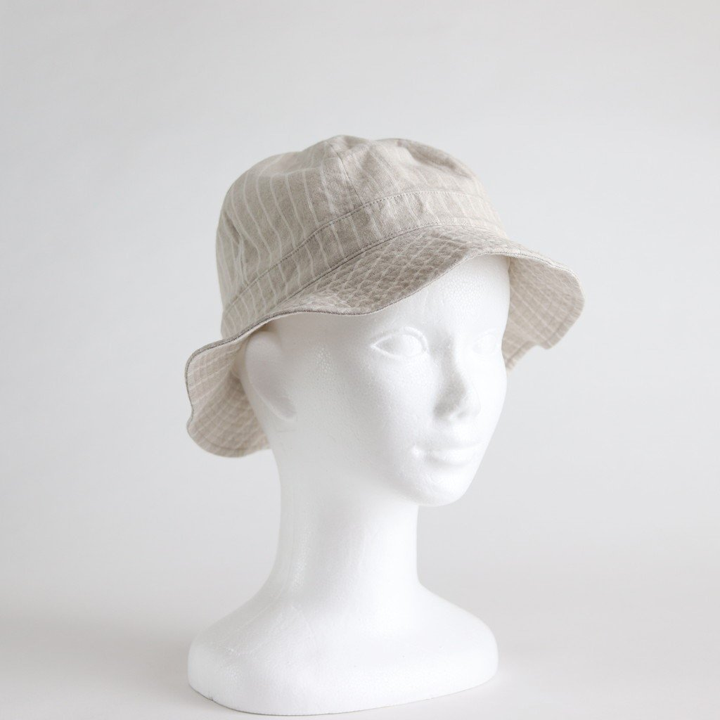 HAT HIGH #STRIPE [40908]