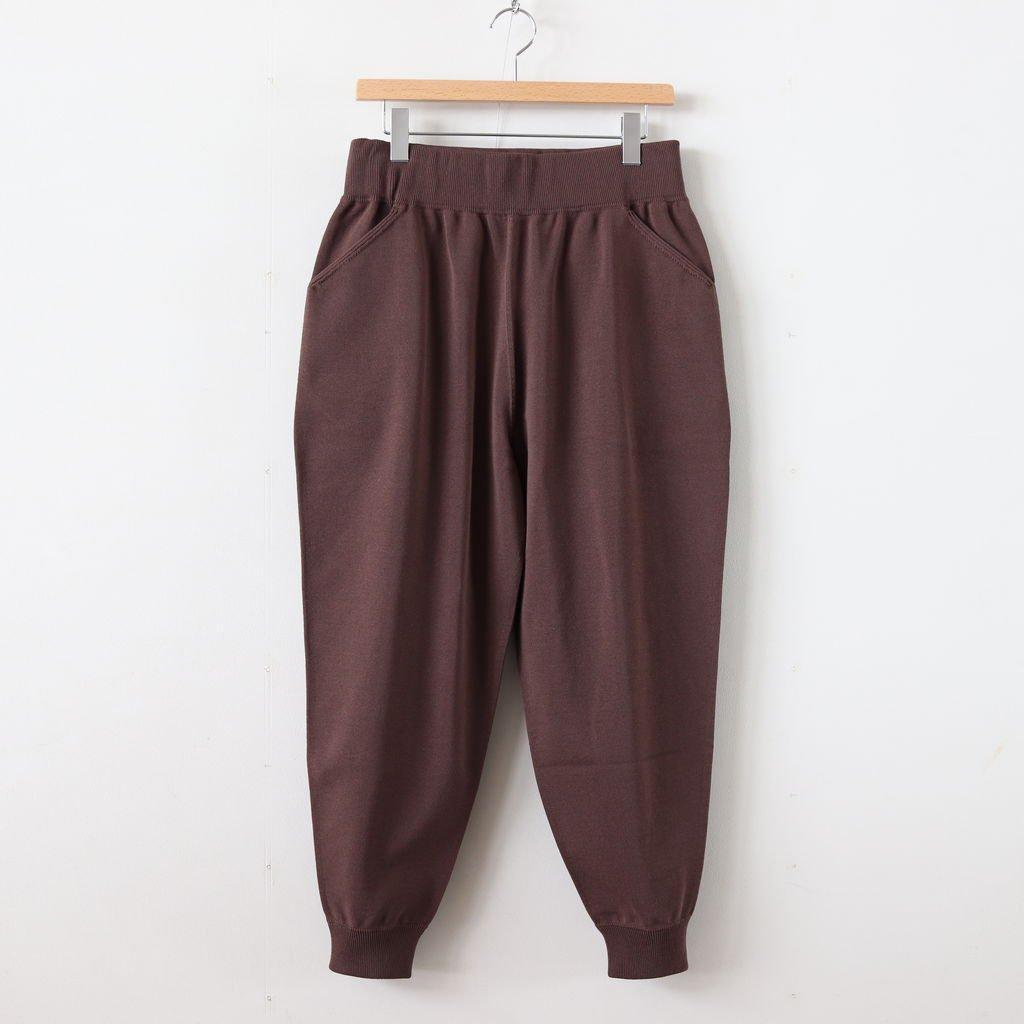 WHOLEGARMENT PANTS #BROWN [2001-010W]