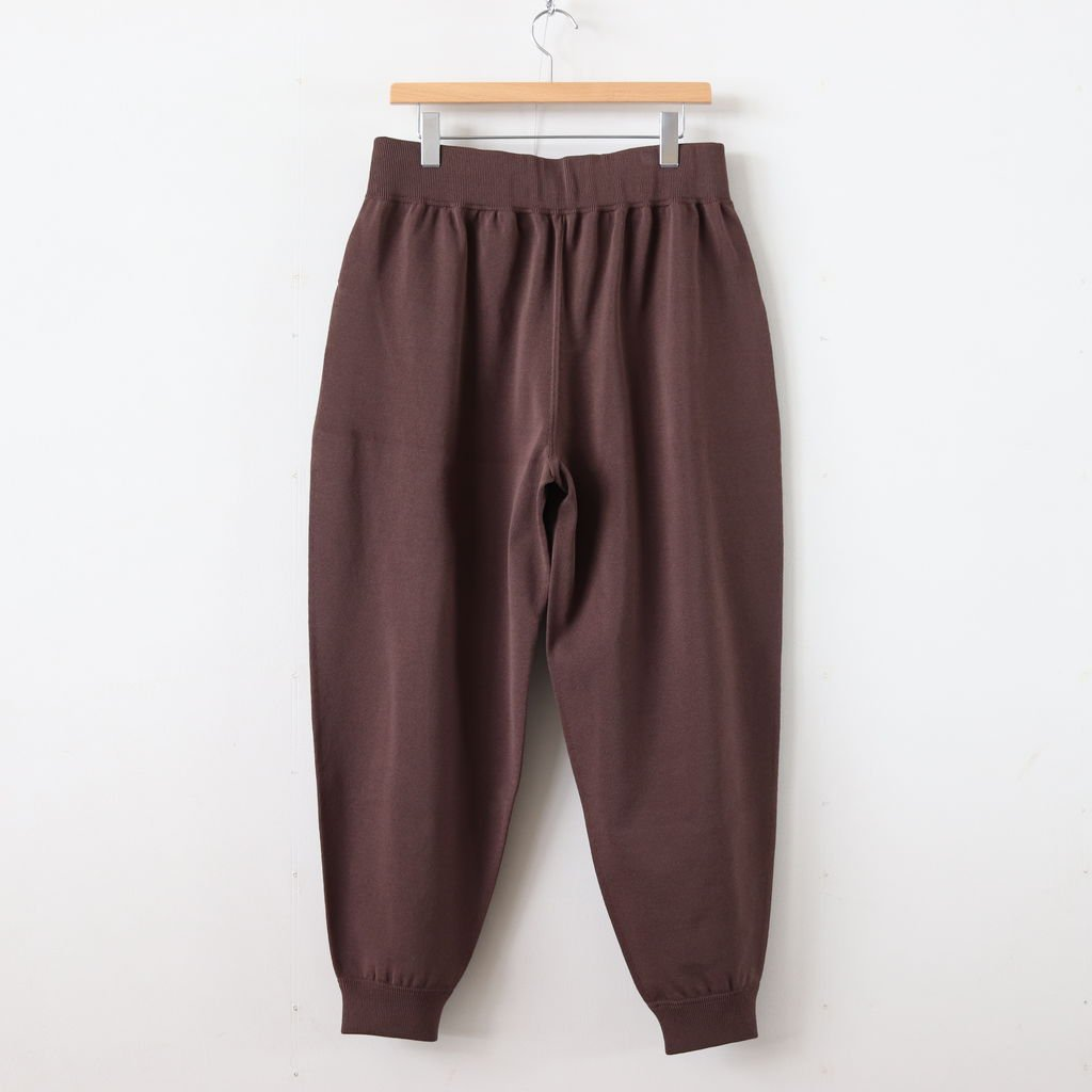 WHOLEGARMENT PANTS #BROWN [2001-010]