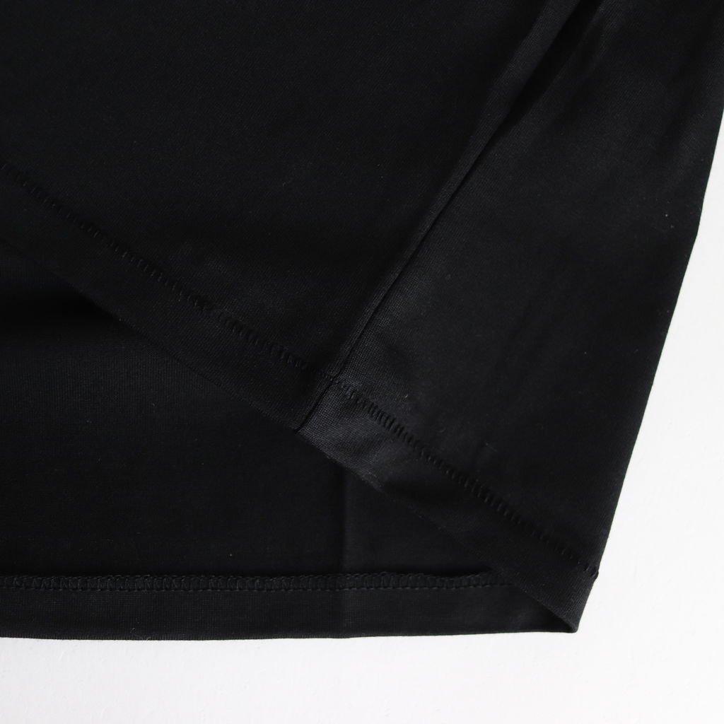 SUVIN 60/2 TANK-TOP DRESS #BLACK [OPAGBM0013]