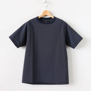 CARTRIDGE TEE PACKABLE HORIZON #NAVY [tt-TEE-PH] _ TEATORA | テアトラ
