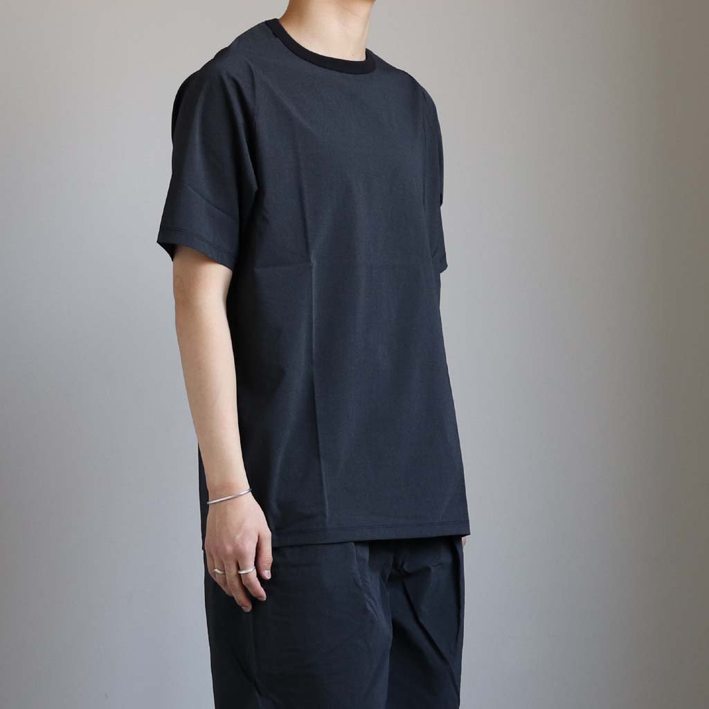 CARTRIDGE TEE PACKABLE HORIZON #BLACK [tt-TEE-PH]