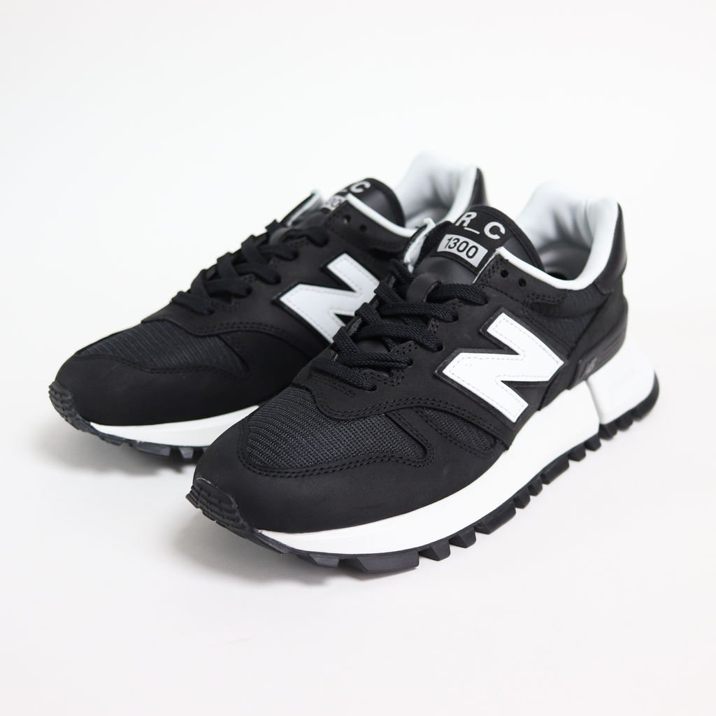 ステアスムース RC1300 NEW BALANCE #BLACK [HE-K101-001]