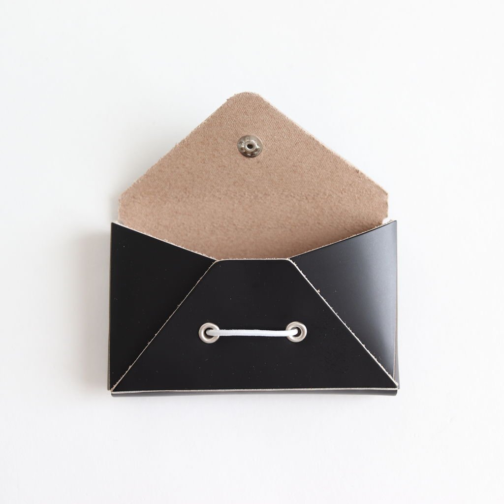 ASSEMBLE ENVELOPE CARD CASE #BLACK [di-rc-aec]