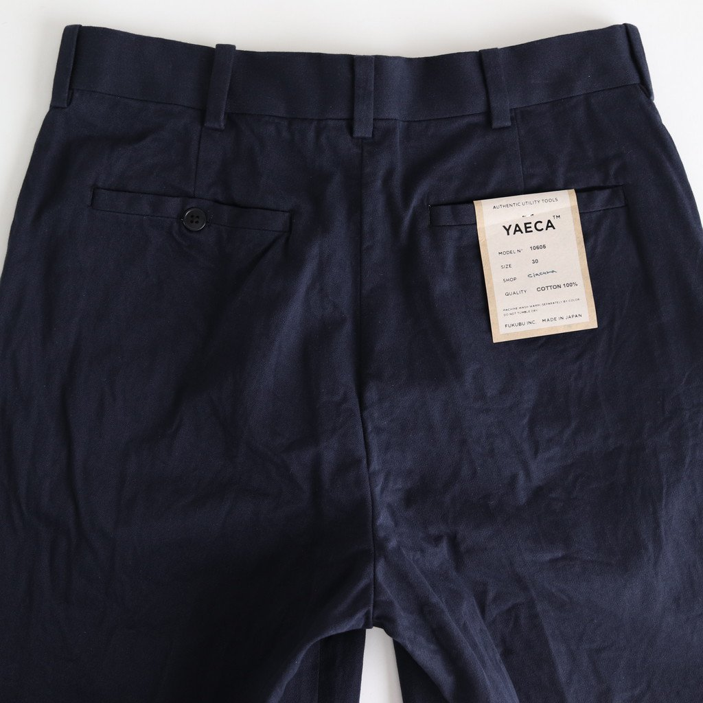 <img class='new_mark_img1' src='https://img.shop-pro.jp/img/new/icons1.gif' style='border:none;display:inline;margin:0px;padding:0px;width:auto;' />CHINO CLOTH PANTS CREASED #NAVY [10605]