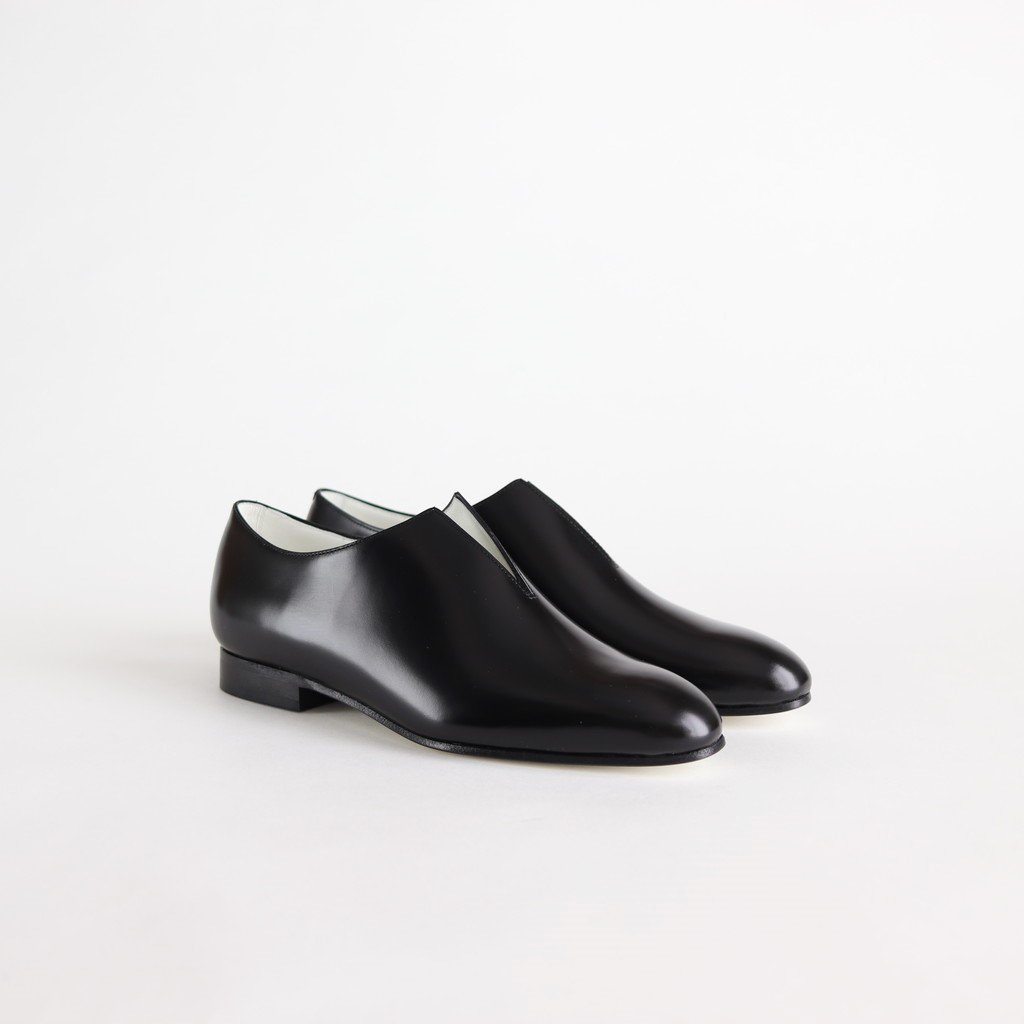 SLIT SHOES #BLACK [BSS2012006]