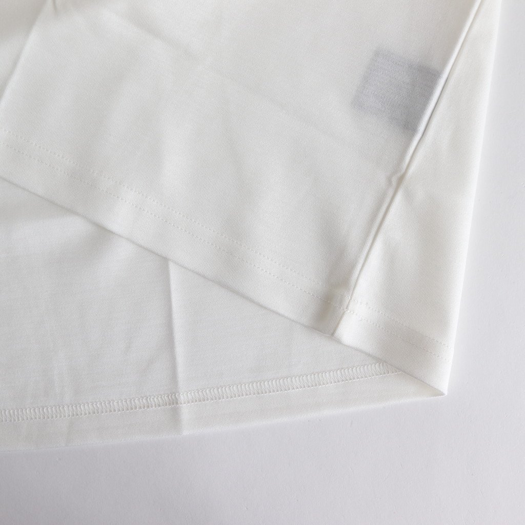 PRINT TEE - COMPLETE & INCOMPLETE - #WHITE [ST.156]