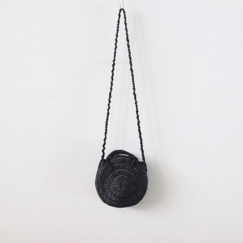 CIRCLE BASKET S #BLACK [KG07] _ Aeta | アエタ