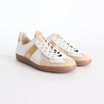 REPRODUCTION OF FOUND for Graphpaper GERMAN MILITARY TRAINER #WHT×GOLD [GU201-90173] _ Graphpaper | グラフペーパー