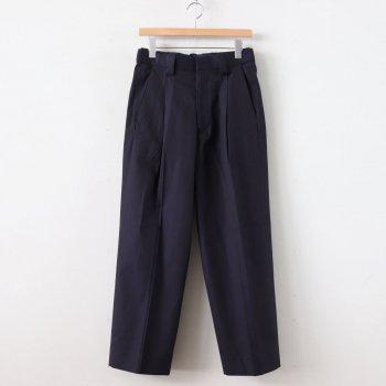 1TUCK EASY TAPERED PANTS #NAVY [YK20SS0086P] _ YOKE | ヨーク