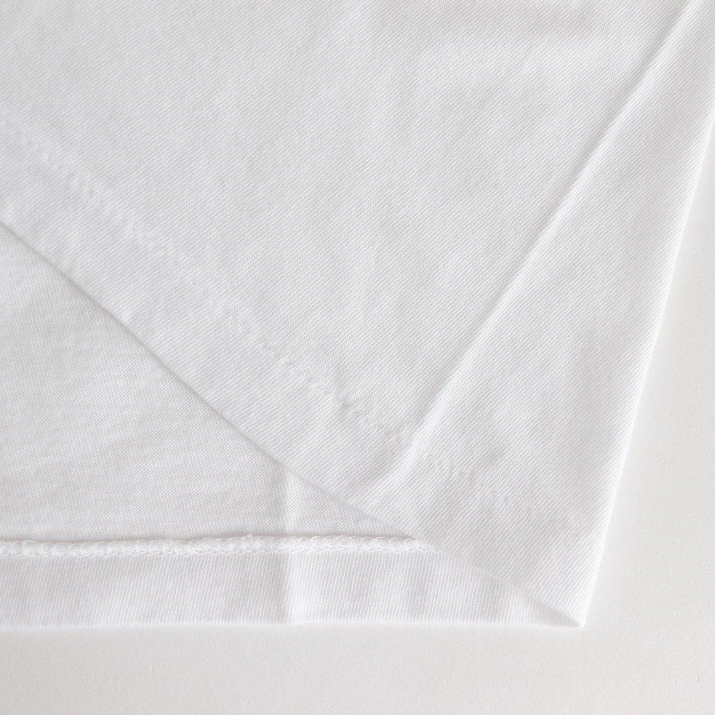 SEAMLESS CREW NECK SLEEVELESS #WHITE [A20ST07ST]