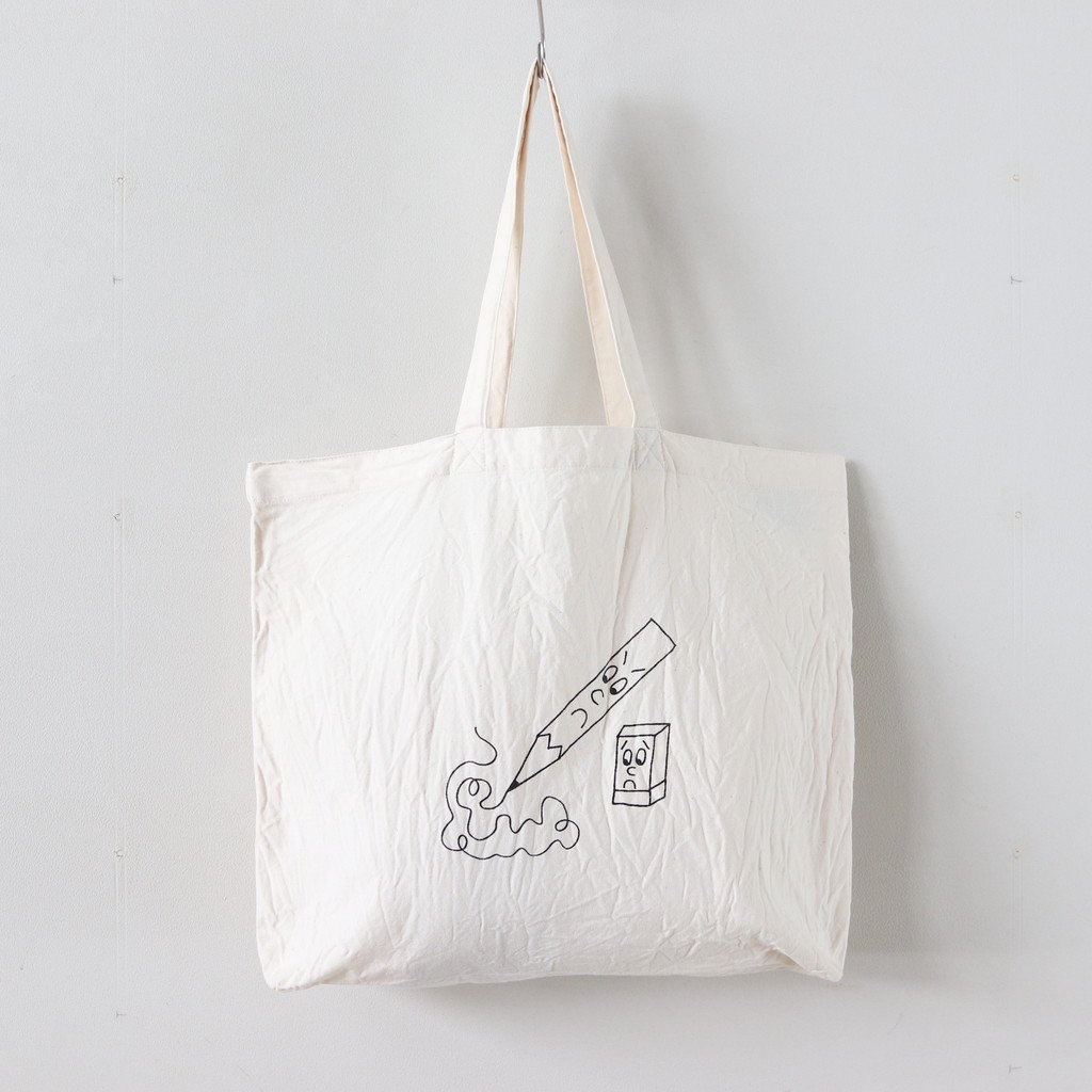PRINT BAG - PENCIL #NATURAL [30901]
