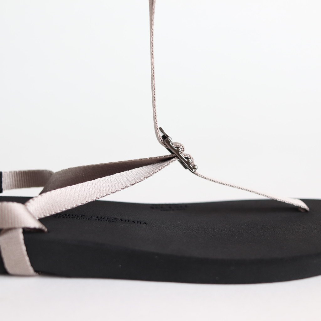 BAREFOOT SANDALS (THICK SOLE) #GRAY [BSS1812006]