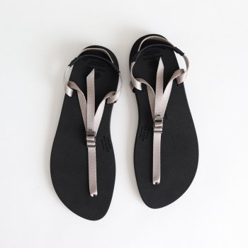 BAREFOOT SANDALS (THICK SOLE) #GRAY [BSS1812006] _ BEAUTIFUL SHOES | ビューティフルシューズ
