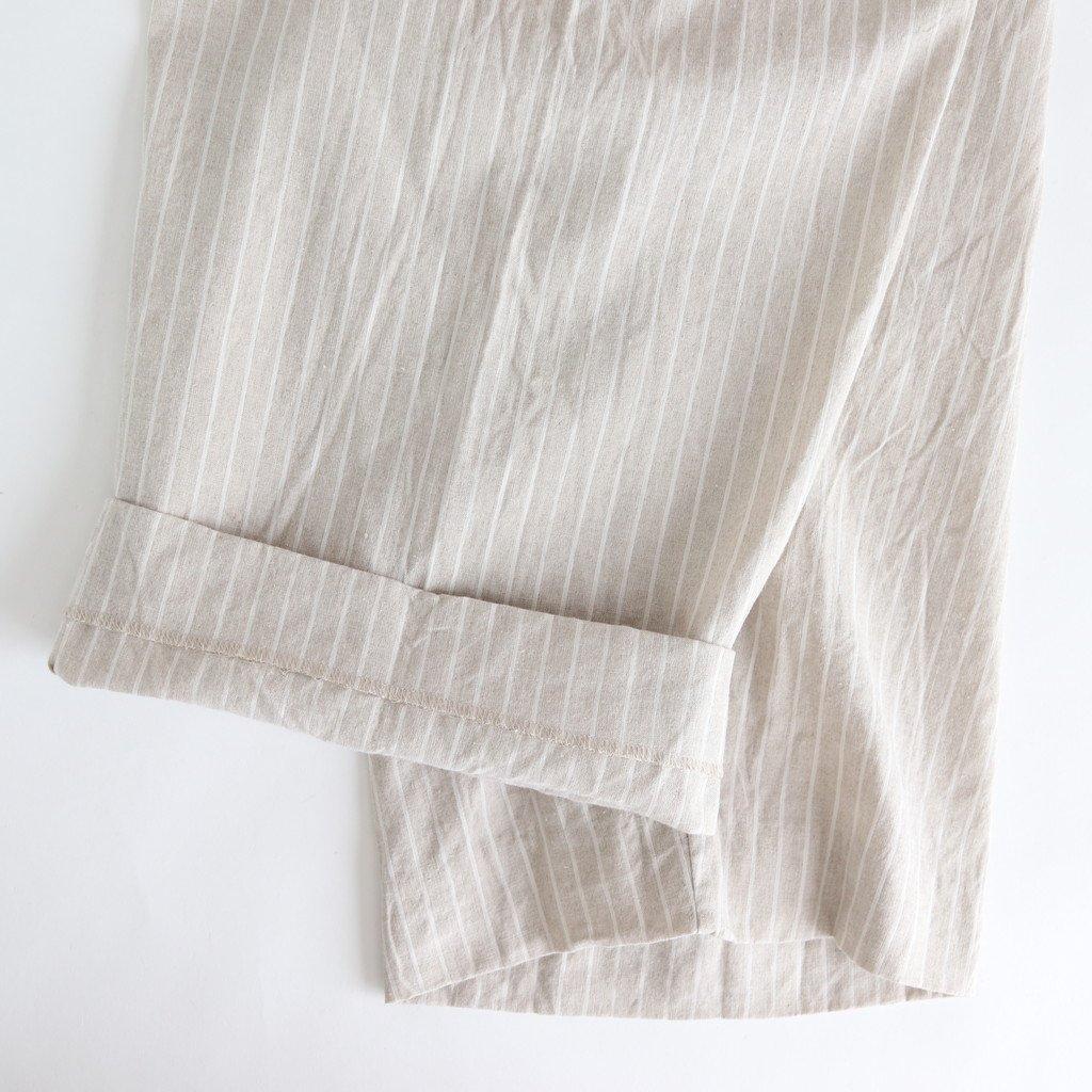 RIBBON PANTS #STRIPE [40616]