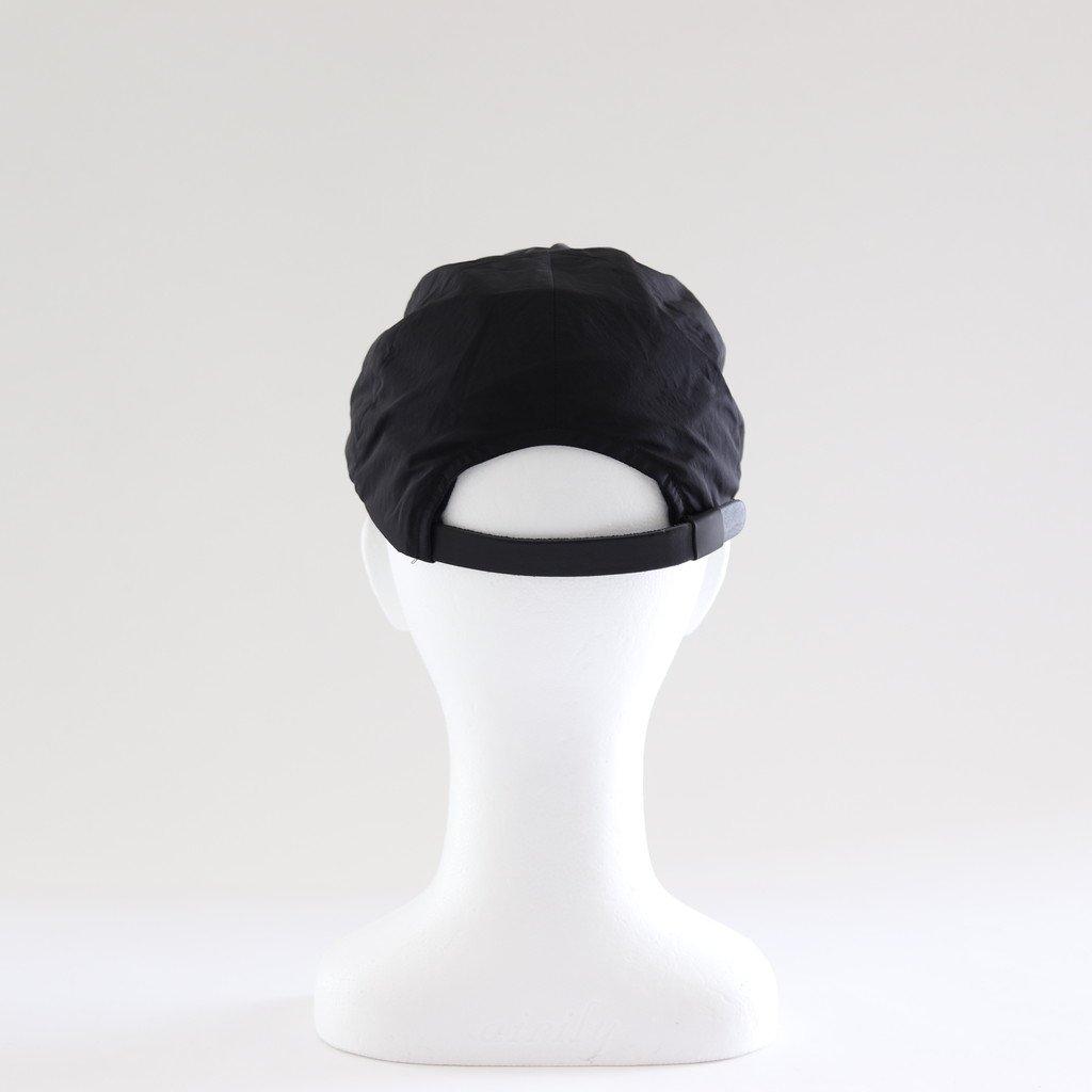 LIGHT NYLON CAP #BLACK [NO.17626]