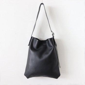 ONE SIDE BELT BAG SMALL #BLACK [is-rb-oss] _ Hender Scheme | エンダースキーマ