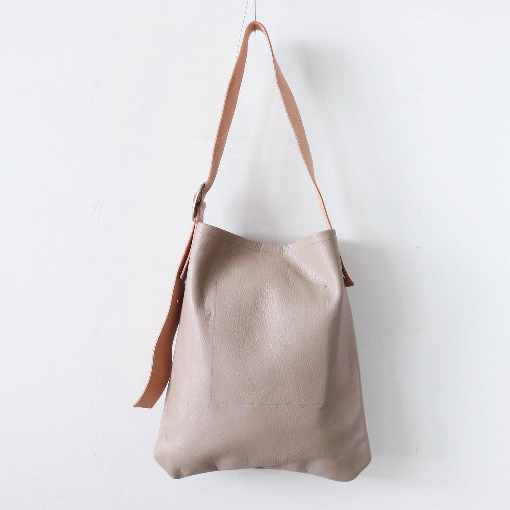 ONE SIDE BELT BAG #BEIGE [nc-rb-osb]