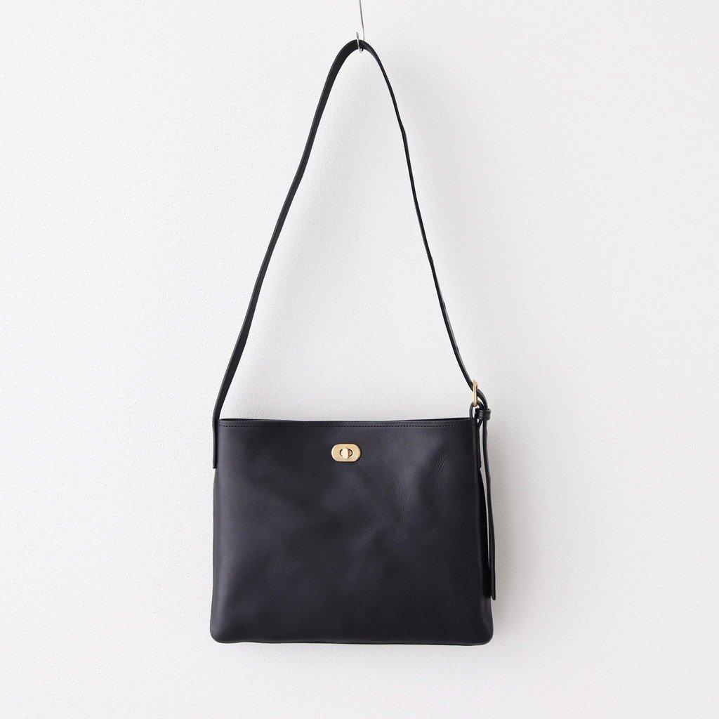 TWIST BUCKLE BAG S #BLACK [li-rb-tbs]