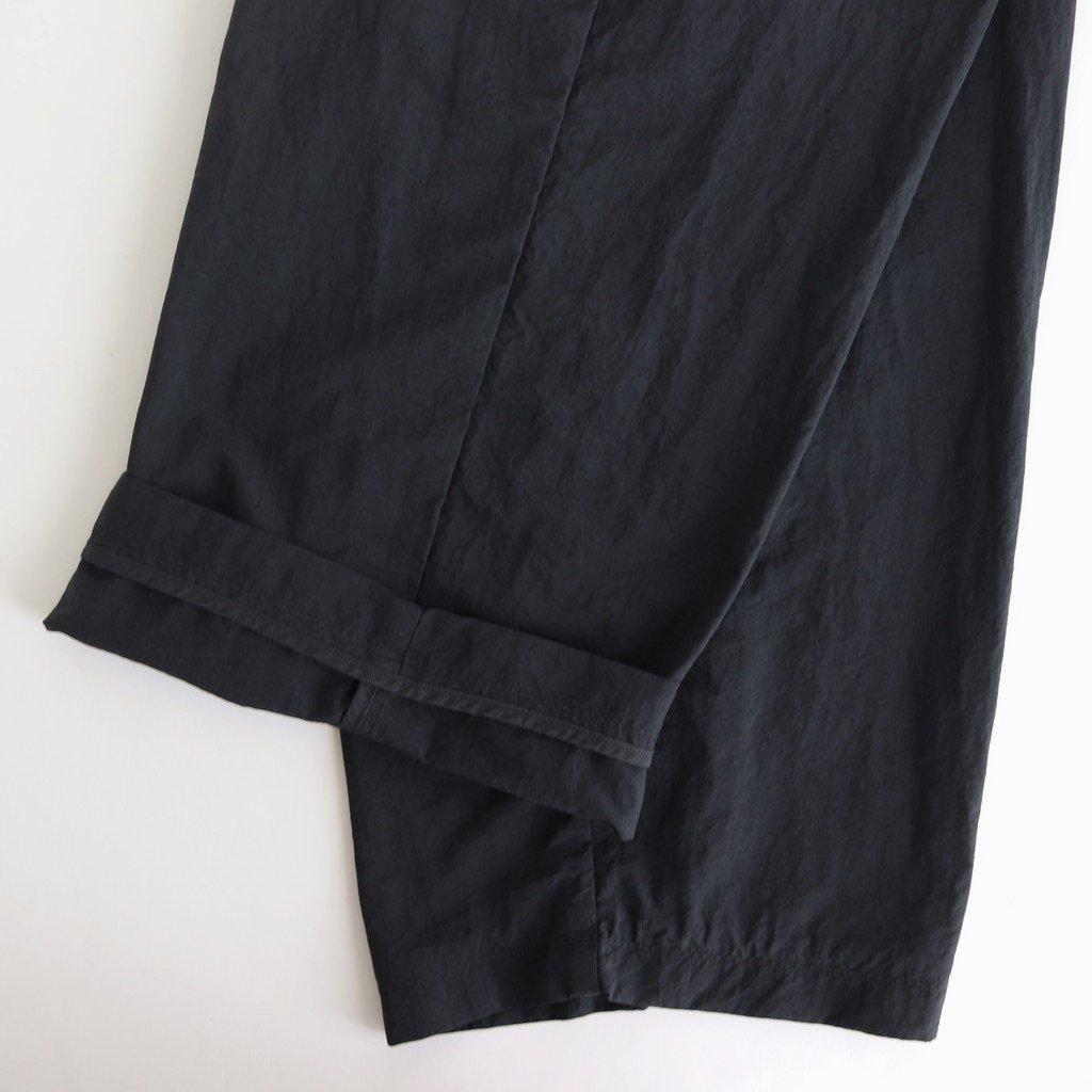 WALLET PANTS RESORT PACKABLE #CHARCOAL [tt-004R-P]