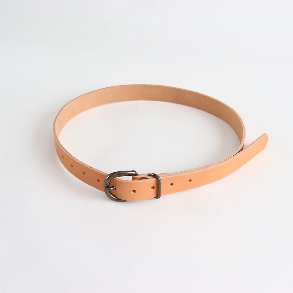 TANNING BELT #NATURAL [pm-rc-tnb]