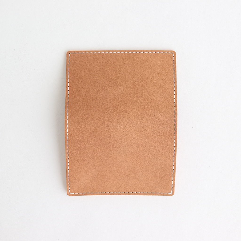 FOLDED CARD CASE #NATURAL [bs-rc-fcc]