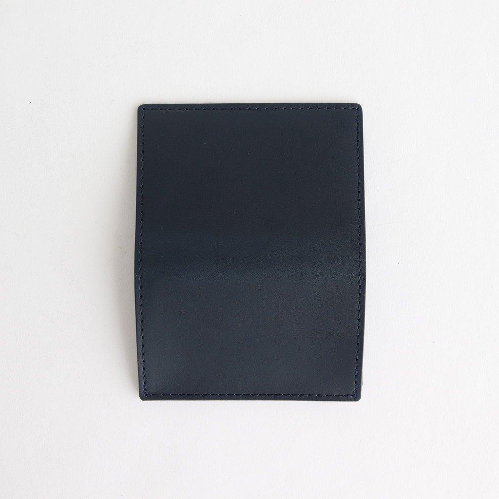FOLDED CARD CASE #NAVY [bs-rc-fcc]