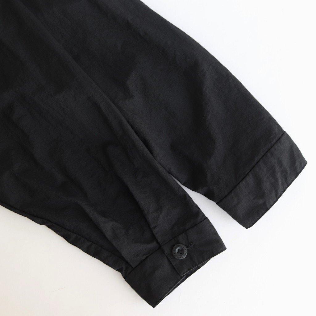 CARTRIDGE SHIRT PACKABLE #BLACK [tt-SHT-P]
