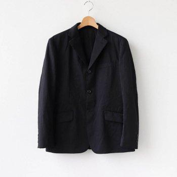 エステルウールツイル製品加工 3Bジャケット #BLACK [HF-J004-051] _ COMME des GARCONS HOMME | コム デ ギャルソン オム