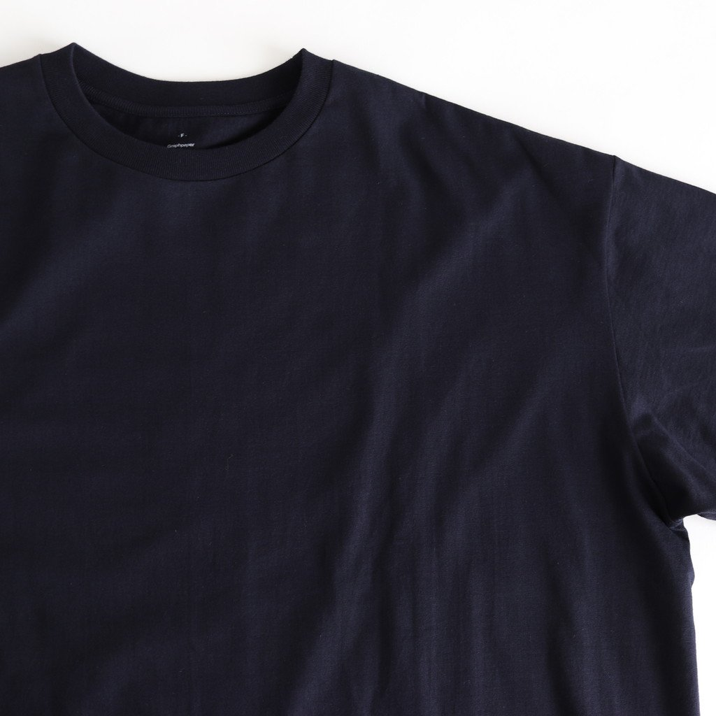 <img class='new_mark_img1' src='https://img.shop-pro.jp/img/new/icons1.gif' style='border:none;display:inline;margin:0px;padding:0px;width:auto;' />L/S OVERSIZED TEE #NAVY [GU203-70190B]