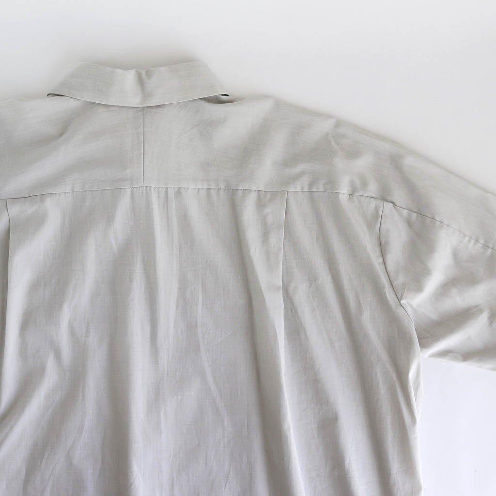 ヨークスリーブシャツ #LIGHT GRAY [D220-T760]