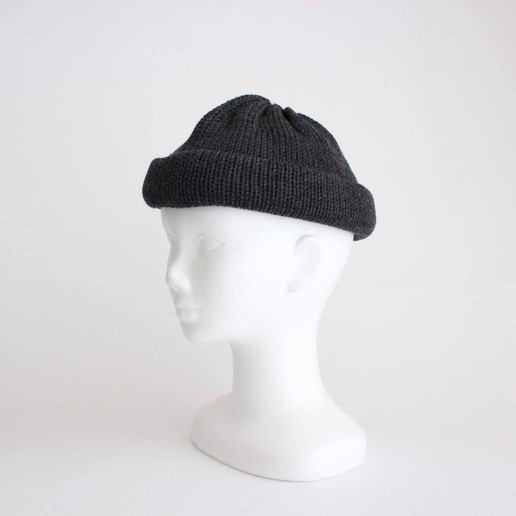 ROLL KNIT #GRAY [NO.17619]