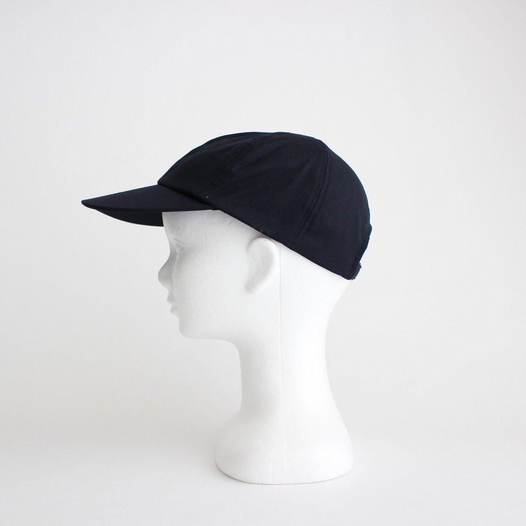 SUIT FABRIC CAP #NAVY [NO.17642]