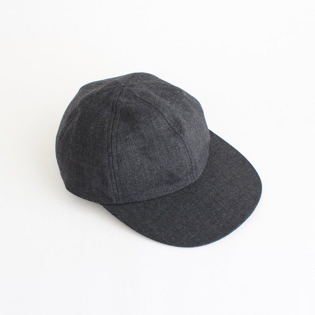 SUIT FABRIC CAP #GRAY [NO.17642]
