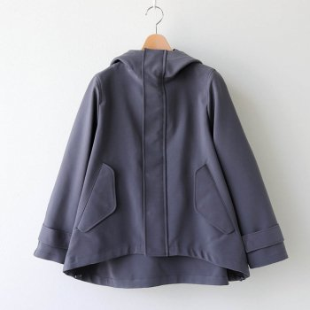 TRIPLE CLOTH HOODED BLOUSON #C.GRAY [GL203-30121] _ Graphpaper | グラフペーパー