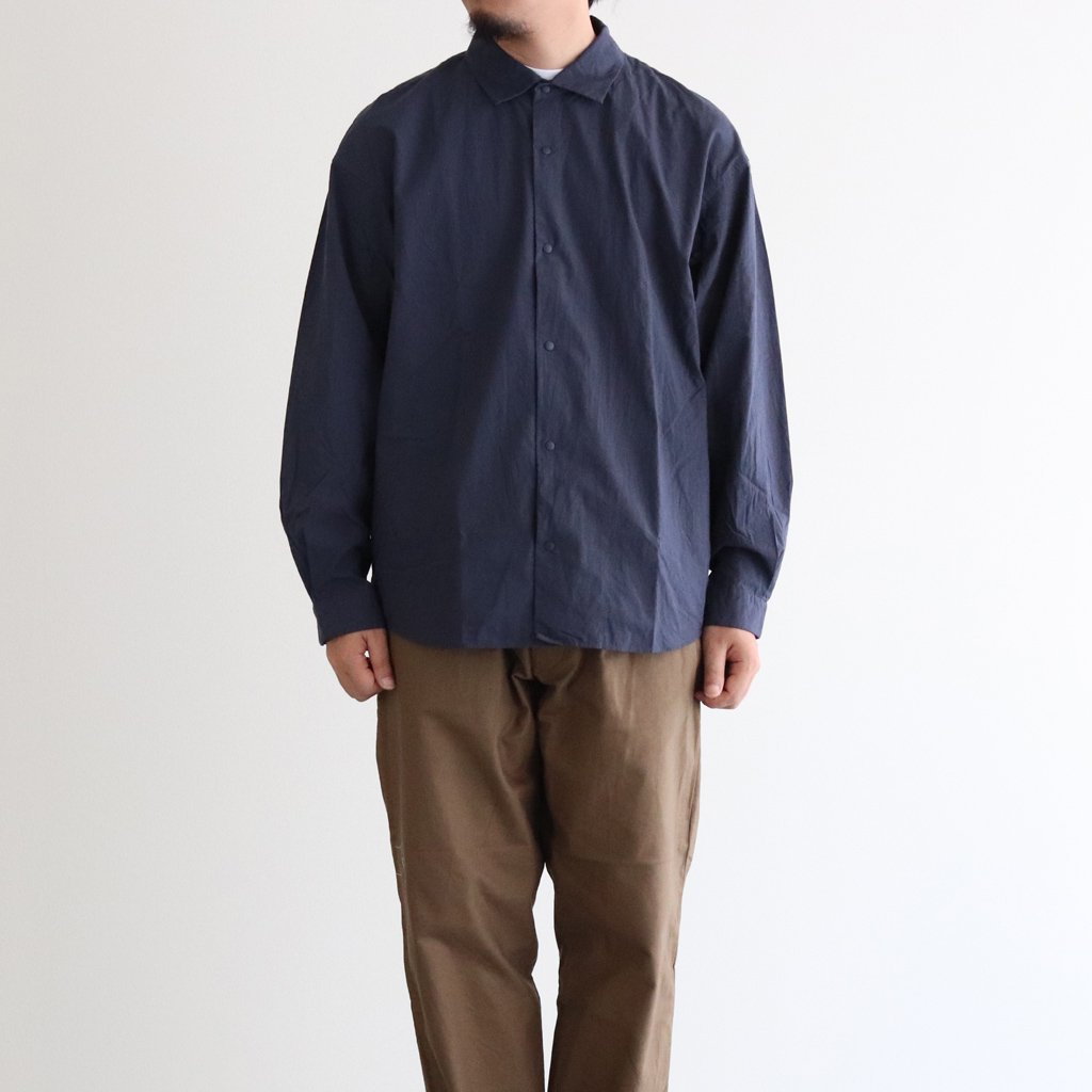 <img class='new_mark_img1' src='https://img.shop-pro.jp/img/new/icons1.gif' style='border:none;display:inline;margin:0px;padding:0px;width:auto;' />COMFORT SHIRT EXTRA WIDE #HUCKLEBERRY [10143]