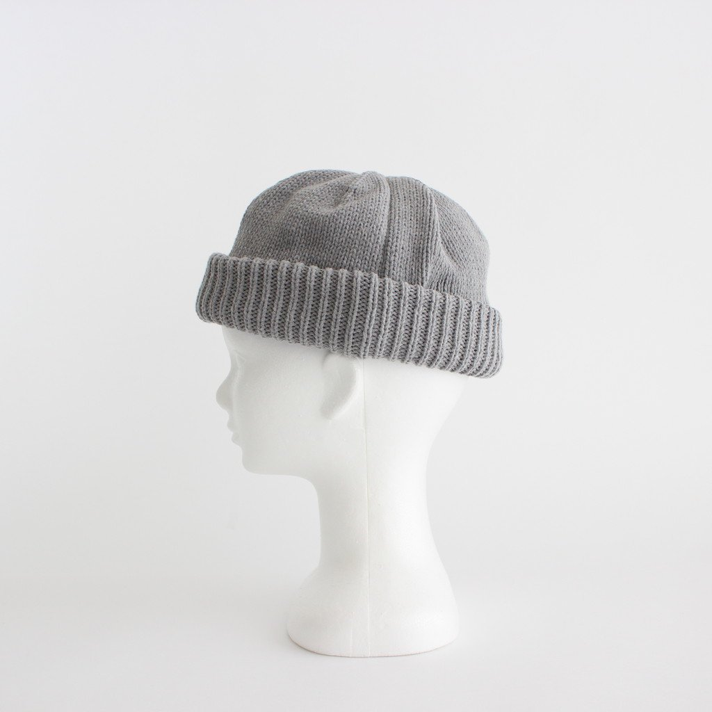 KNIT CAP #GRAY [2003-017]