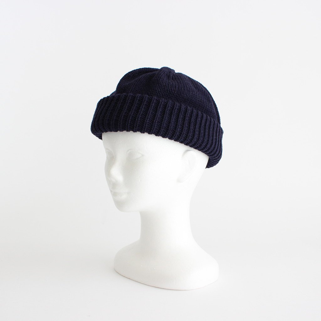 KNIT CAP #NAVY [2003-017]