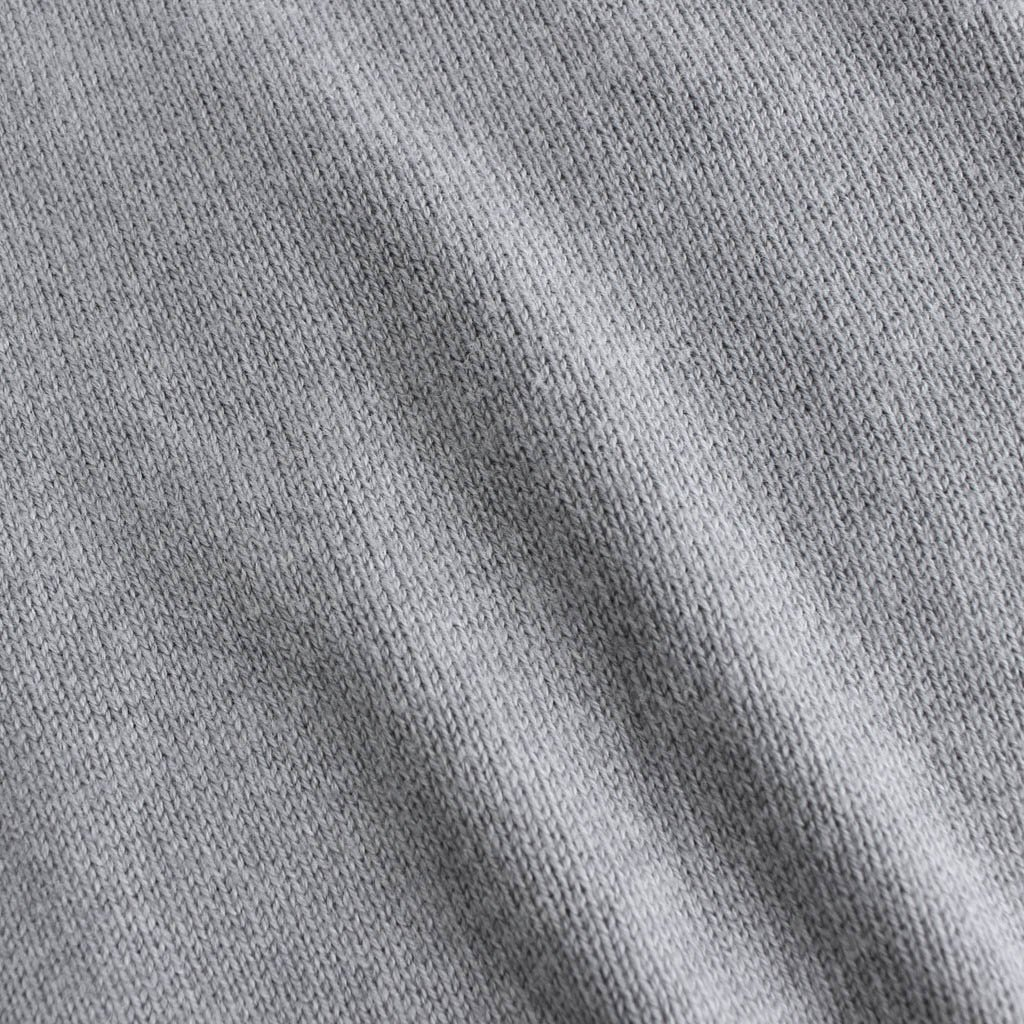 <img class='new_mark_img1' src='https://img.shop-pro.jp/img/new/icons1.gif' style='border:none;display:inline;margin:0px;padding:0px;width:auto;' />COTTON CASHMERE TURTLE #GRAY [2003-007W]