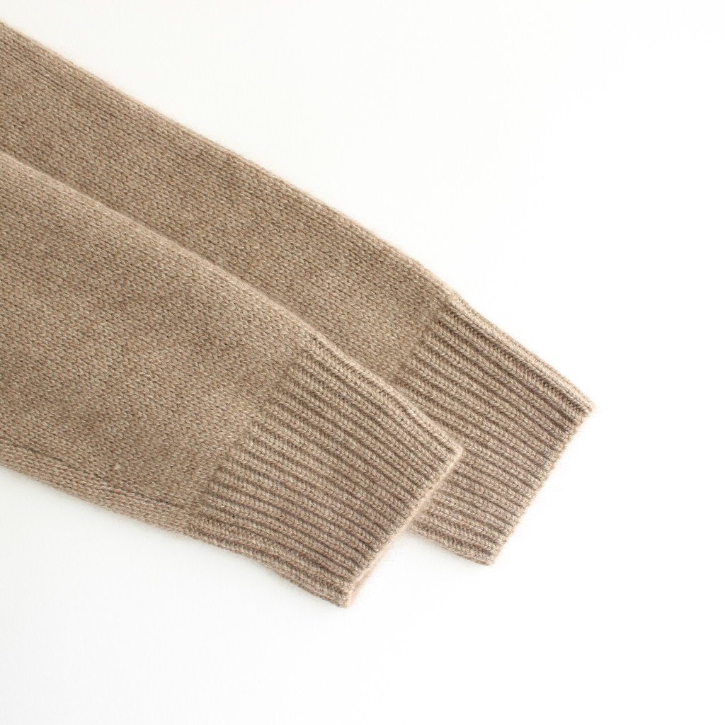<img class='new_mark_img1' src='https://img.shop-pro.jp/img/new/icons1.gif' style='border:none;display:inline;margin:0px;padding:0px;width:auto;' />BABY CASHMERE KNIT P/O #NATURAL BROWN [A20AP04BC]