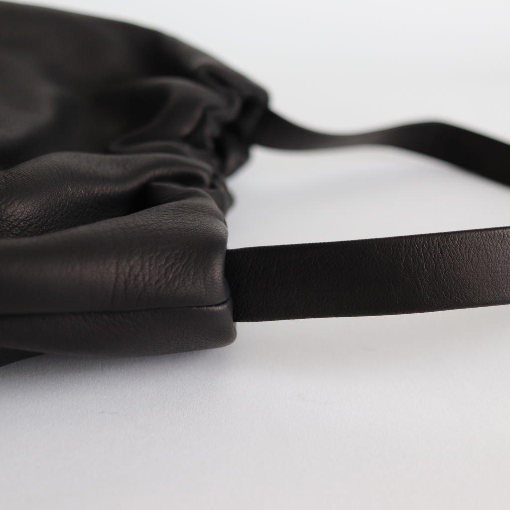 DEER SHOULDER M #BLACK [DA02]