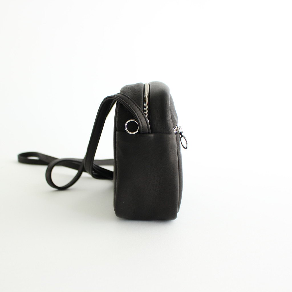 DEER SHOULDER M #BLACK [DA41]