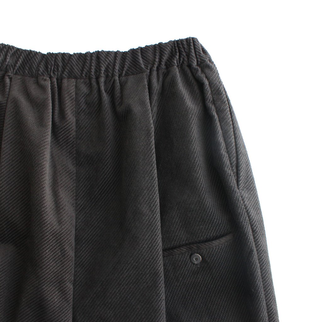 バイアスコールタックワイドPT #BLACK [D220-P503]