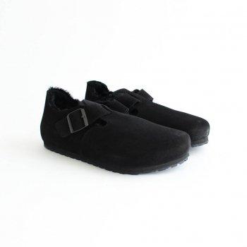 LONDON VL SHEARLING BLACK #SHEARLING BLACK [1014960] _ Select - Shoes   靴